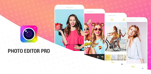 Photo Editor Pro – Sticker, Filter, Collage Maker for PC