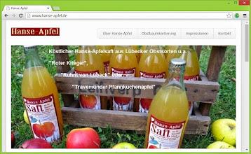 Photo: Lübecker Hanse-Obst-Initiative im Travetraum-Netzwerk: http://www.travetraum.de/hanse-obst/