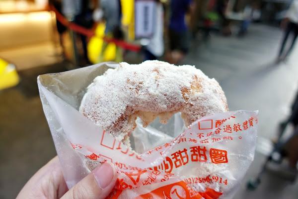 脆皮鮮奶甜甜圈 晴光商圈下午茶排隊美食