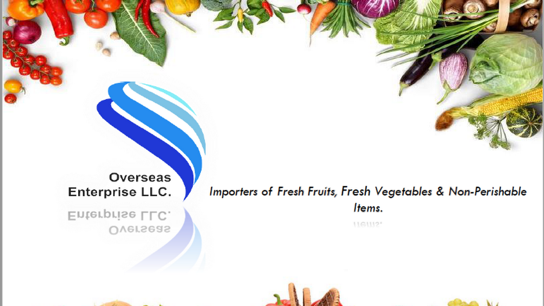 Overseas Enterprise L L C - Importers and Exporters of Fresh