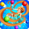 Long Hair Princess Bubble APK