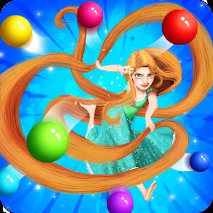 Long Hair Princess Bubble for PC