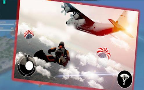 Legend Free Fire Squad Battle Royale 3D - náhled