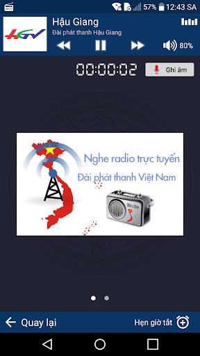 Radio Vietnam Online - listening radio 1.2.9 4