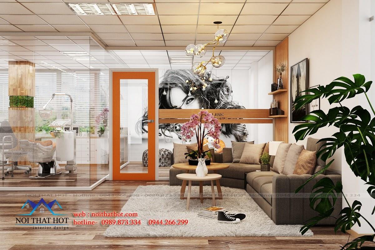 Thiết kế phòng khám nha khoa đẹp
