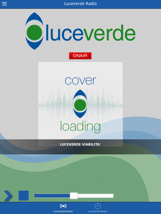 Luceverde Radio- screenshot