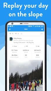 snoww: social ski & snowboard tracker - náhled