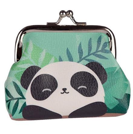 Portmonnä grön - Pandarama