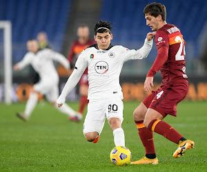 Serie A : le Torino surprend la Roma