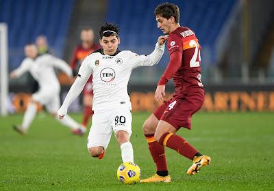 Coppa Italia : l'AS Roma perd sur tapis vert à cause d'un changement de trop