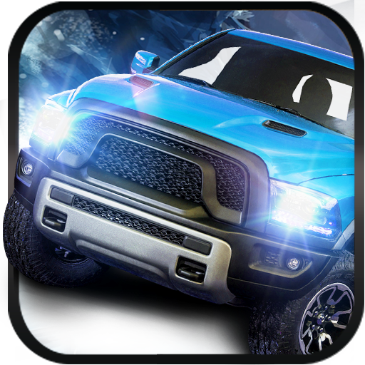 Mountain Hill Climb Racing 4x4 in impossible Track