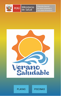 Verano Saludable DIGESA- screenshot thumbnail