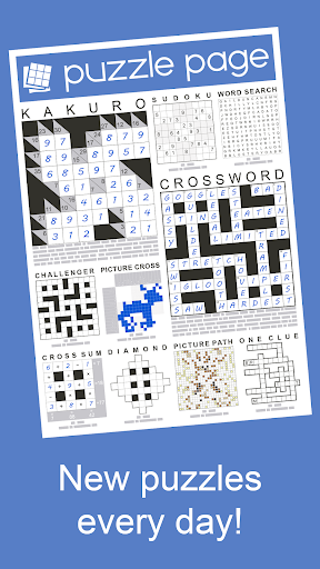 Puzzle Page  screenshots 1
