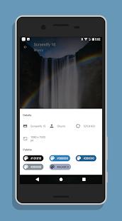 Screenify - náhled