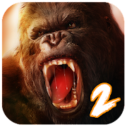 Game Angry King Kong Rampage 2: Angry Gorilla Games apk for kindle fire