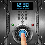 Password fingerprint style lock screen for prank 9.3.0.2000