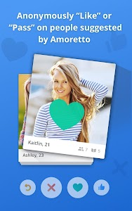Amoretto - Socialize and Chat screenshot 10
