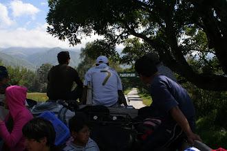 Photo: Getting close to our destination, Pairumani Ecological Park
