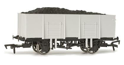 Photo: A009 20 Ton Steel Mineral Wagon