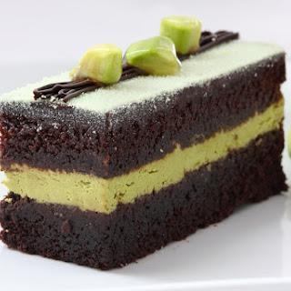 Avocado Chocolate Cake.