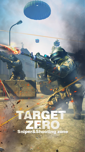 Target Zero:Sniper&shooting zone filehippodl screenshot 1