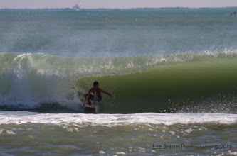 Photo: Getting tubed