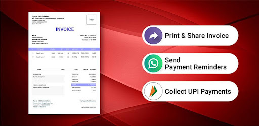 Invoice Billing Estimate Inventory Accounting Apps On Google Play