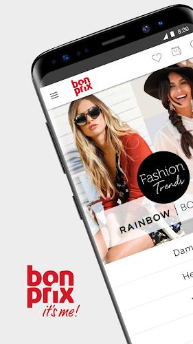 bonprix – shopping, fashion & more Android App Screenshot