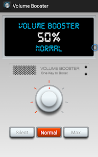 Volume Booster: Max Volume Manager & Sound Manager 1