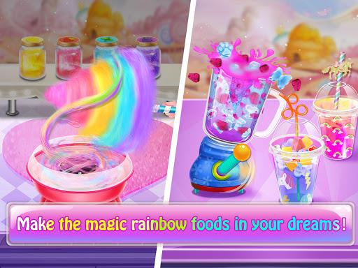 Magic Rainbow Unicorn Foods u2764 Dream Desserts! 1.0 screenshots 8