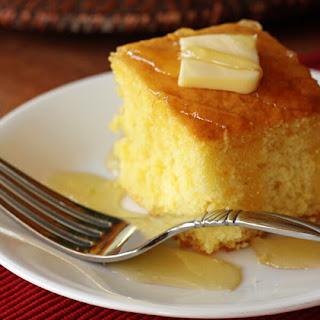 Cake-y Corn Bread.