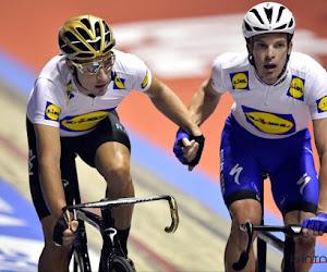 Six jours de Gand: Iljo Keisse et Elia Viviani en tête devant Cavendish et Wiggins