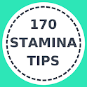 170 Tips to build stamina icon
