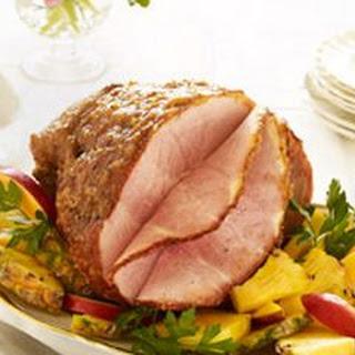 Mango-Glazed Ham