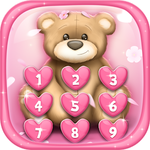 Cute Pink Lock Screen APK Download for Android