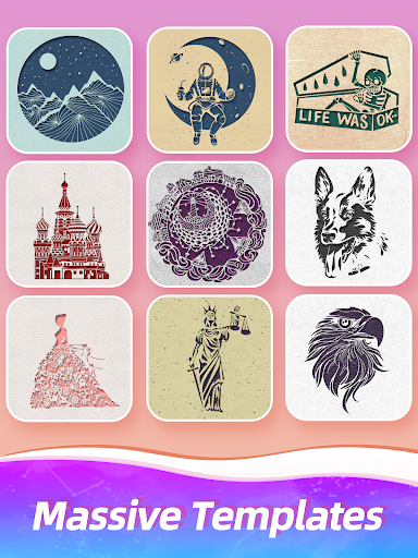 Paper Art screenshot 8
