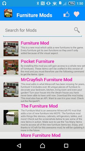 玩娛樂App|家具国防部MCPE。免費|APP試玩