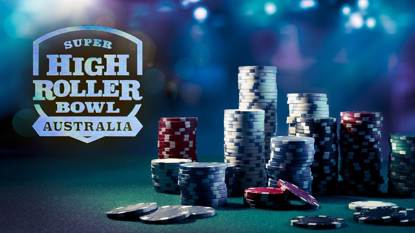 Super High Roller Bowl: Australia
