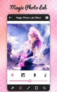 Magic Photo Lab Effect – Rapic Photo Editor - náhled