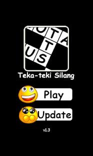 Teka-teki Silang (TTS) - náhled