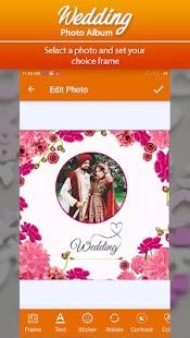 Wedding Album Effect - Photo Editor - náhled
