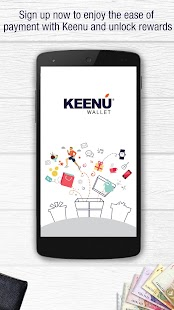 Keenu Wallet- screenshot thumbnail