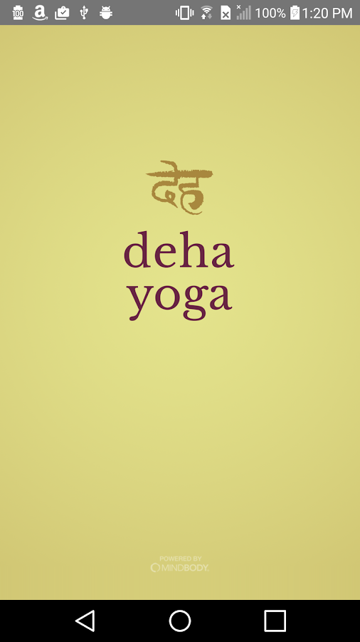 Deha Yoga- screenshot