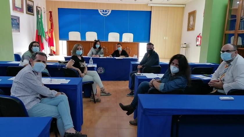 Junta de Gobierno del Colegio de Graduados Sociales