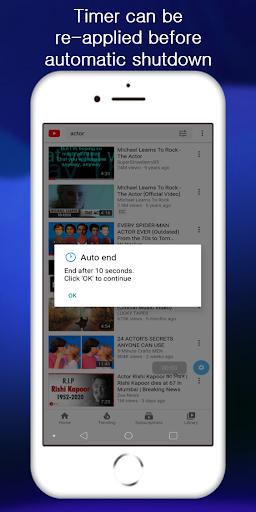 Auto Off, Shutdown - Simple Battery setup, TIMER screenshots 5