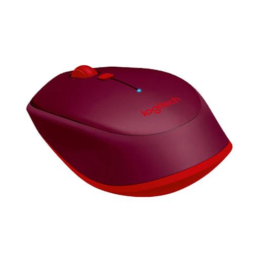 Chuột máy tính Logitech M337 Đỏ-2