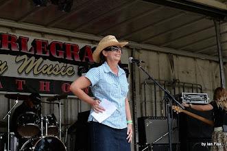Photo: MC Paula Gardner