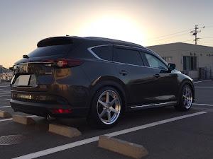 CX-8   KG2P XD Lpackage AWDのカスタム事例画像 くまさんの2018年12月30日18:37の投稿
