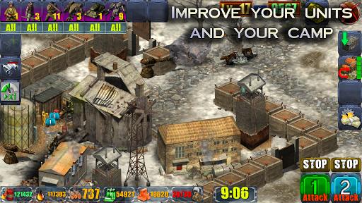 Empire at War 3: Civil War Zombie  captures d'écran 2