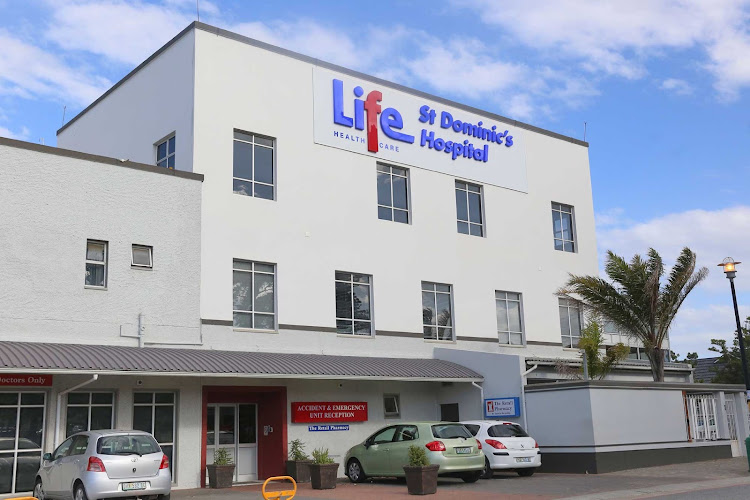 Life St Dominic's hospital cooking staff have downed tools